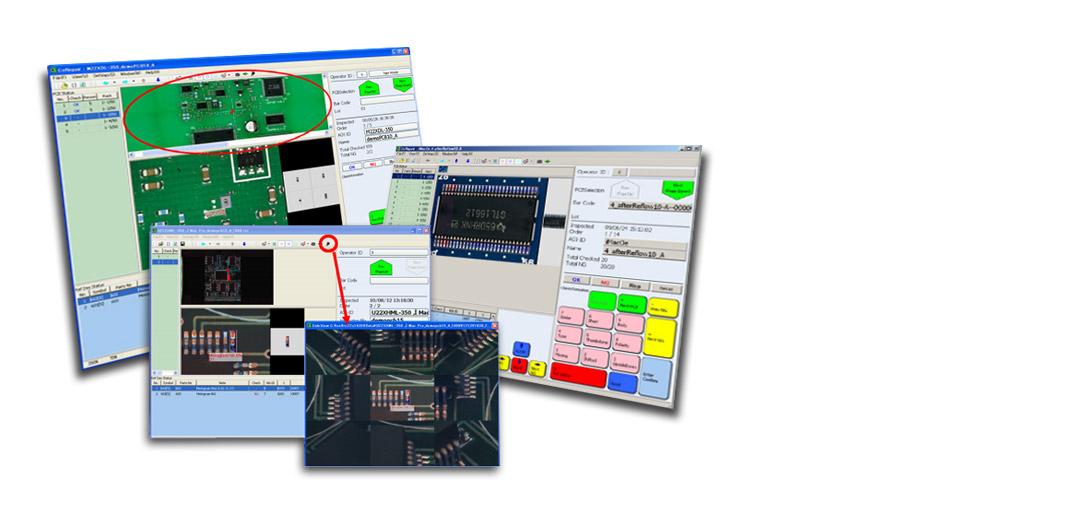 Mek AOI Catch System: View, classify & repair defects