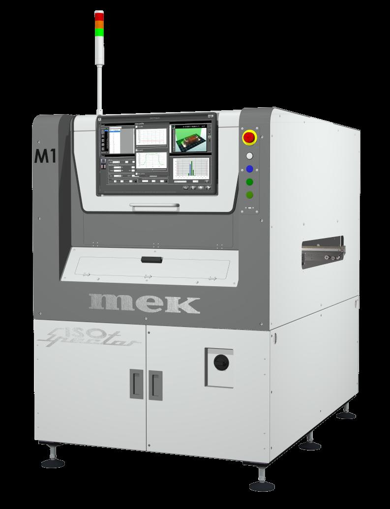 ISO-Spector 3D AOI from Mek (Marantz Electronics)