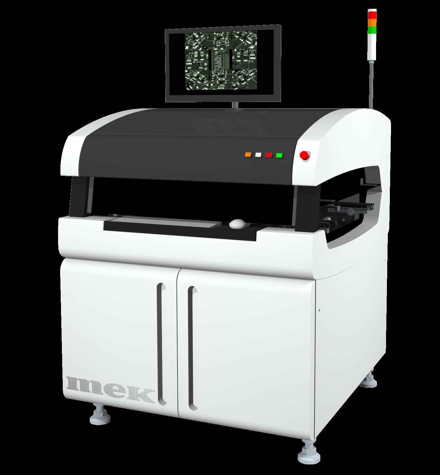 Mek AOI systems. PowerSpector GTAz