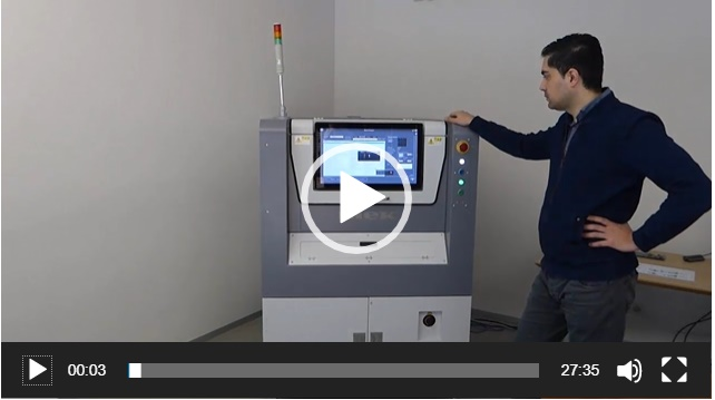 M1 Full 3D AOI demonstration video