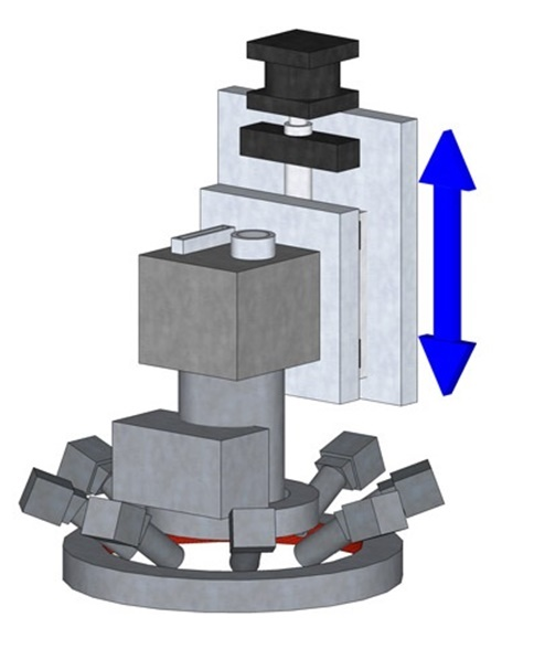 Motorised Z-axis on Mek Automatic Optical Inspection machines (AOI)
